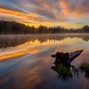 Reflection Lake Sunrise