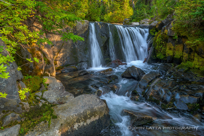 Cascade on Paradise Creek
