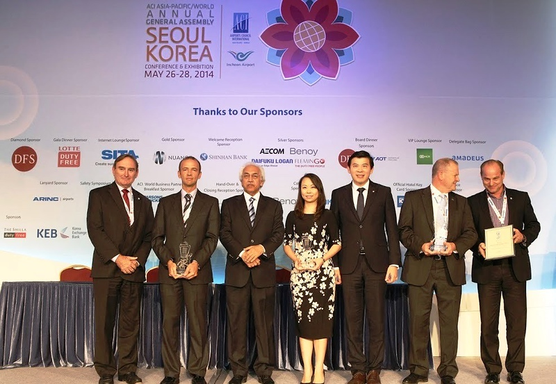2014-2 Presentation Ceremony of the HR Excellence Recognition Award, May 2014