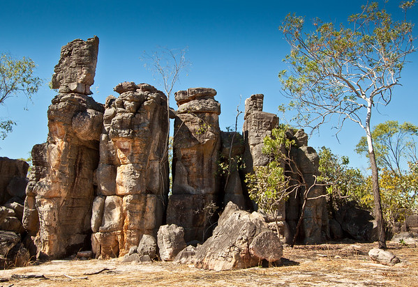 The Lost City, Litchfield National Park, NT