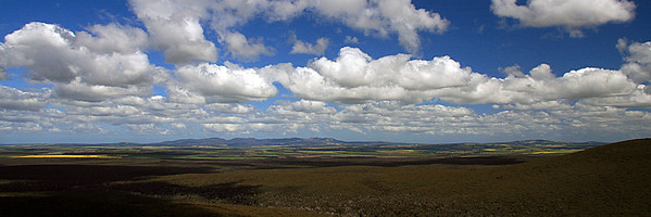 Stirling Ranges Panorama - Western Lookout