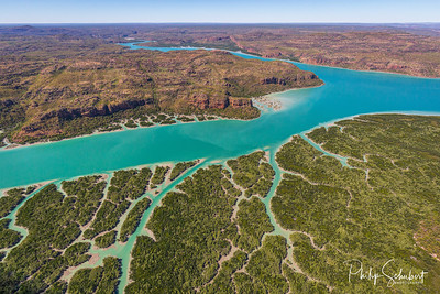 Hunter River, Northwest Kimberley