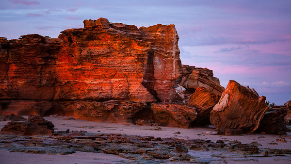 Entrance Point Sunset - Broome, Western Australia