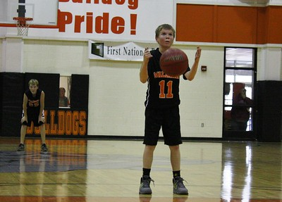 7th Grade Bball vs Booneville 1-19-13