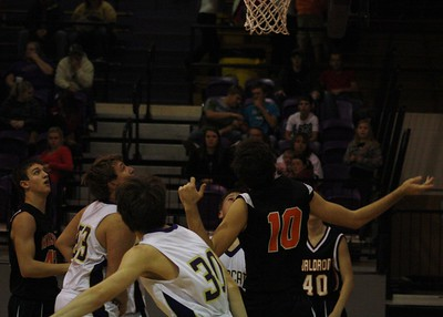 HS Basketball vs Booneville 12-11-12