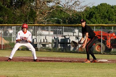 HS Baseball vs Clarksville 4-6-12