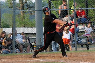 HS Baseball vs Dover 3-30-12