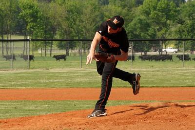 HS Baseball vs Subiaco 4-10-12