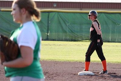 HS Softball vs Danville 3-26-12