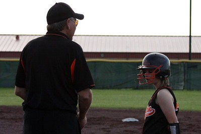 HS Softball vs Ozark 3-13-12