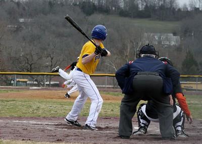 Baseball vs Cedarville 3-14-13