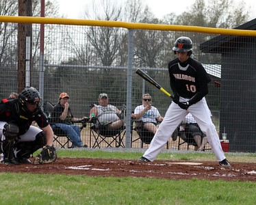 Baseball vs Magazine 4-8-13