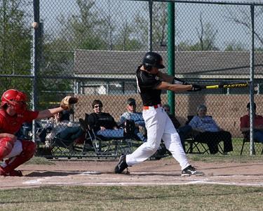 Baseball vs Maumelle 4-15-13