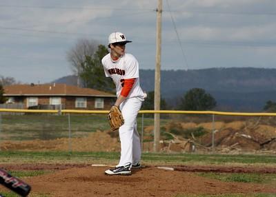 Baseball vs Mena 3-12-13