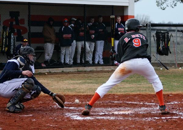 HS Baseball vs Subi 3-1-13