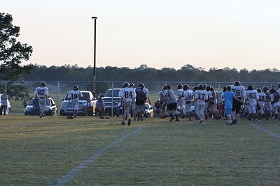 Football Spring Scrimmage 5-17-12