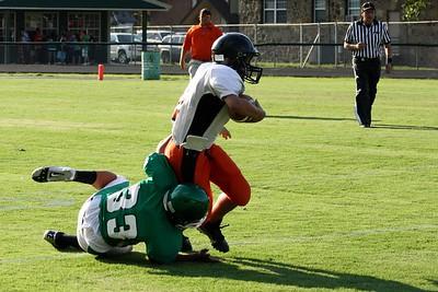 Scrimmage vs Danville 8-20-12