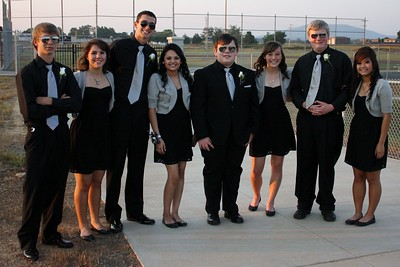 Waldron Graduation 2012