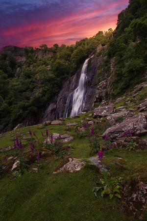 Aber-Falls Snowdonia  039102017jpg