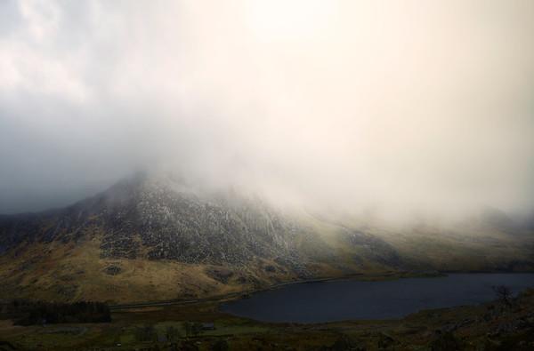 Tryfan Cwm Idwal, Snowdonia - By Jason Mordecai