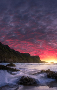 Rhosili Seascape Rhosilli Bay Gower 039102017jpg