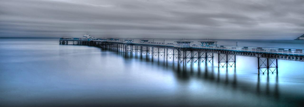LLandudno Pier, North Wales By Alan Walker 10311207