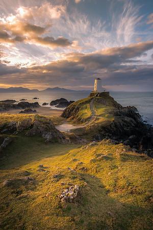 Llanddwyn Anglesey landscape Gareth Mon 041102017