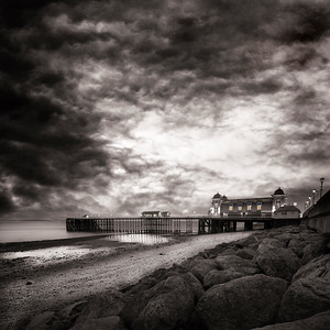 Penarth Pier - By Scott Warne