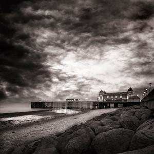 Penarth Pier - By Scott Warne