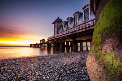PENARTH PIER_LANDSCAPE_SUNRISE_SCOTT WARNE_001102017