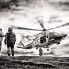 Coastguard Rescue By Scott Warne