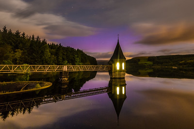 PONTSTICILL RESERVOIR, BRECON BEACONS BY CHRIS POMEROY