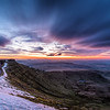 Sunset Clouds Over Corn Du_Brecon Beacons_Landscape_Karl McCarthy_016102017