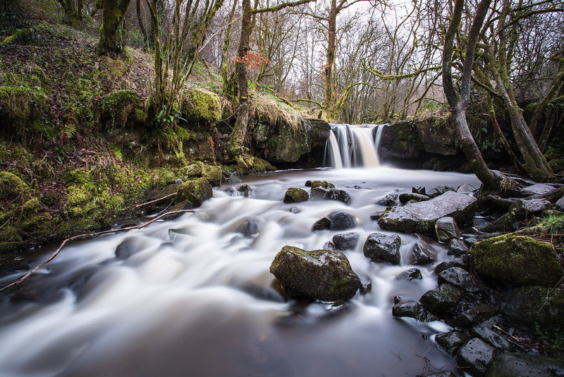 BRECO BEACONS WATERFALL_BRECON LANDSCAPE_SCOTT WARNE_001102017