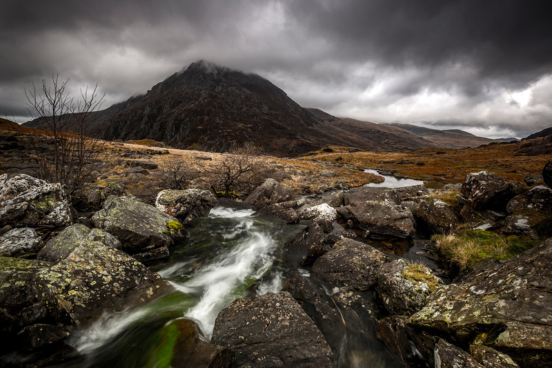OGWEN VALLEY, SNOWDONIA - BY GREGG CASHMORE