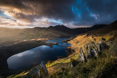 Llyn Llydaw, Snowdonia - By Gareth Mon-Jones