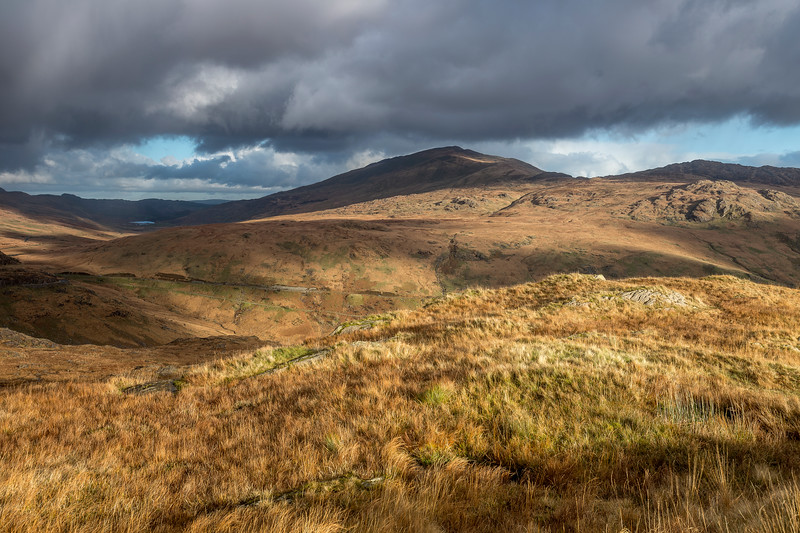 MINERS PATH-SNOWDONIA-BY GREGG CASHMORE-077112017