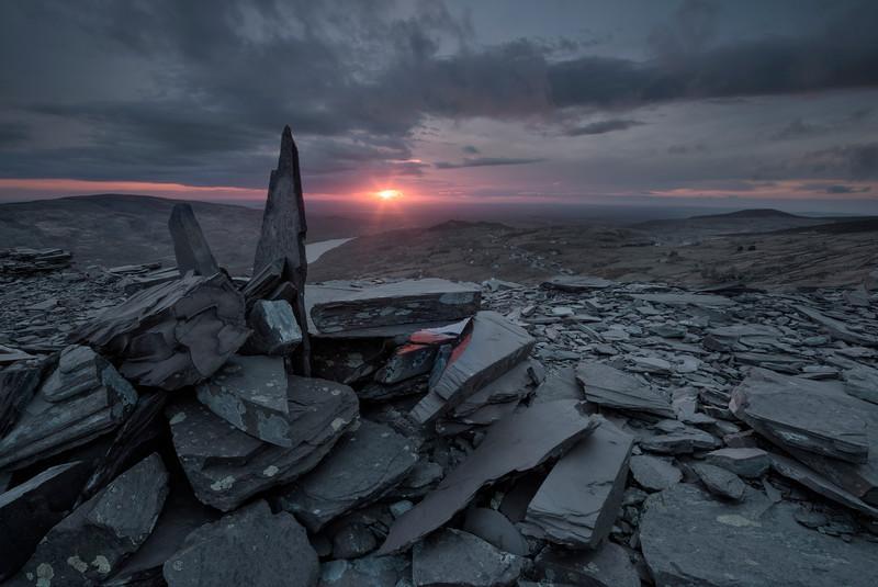 Dinorwic slate mine_Llanberis_Wales_North Wales_Snowdonia Landscape_Rob Bates_055112017