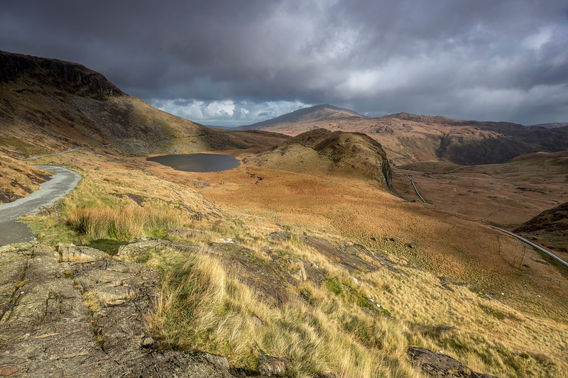 MINERS FOOTPATH VIEW-SNOWDONIA-BY GREGG CASHMORE-077112017