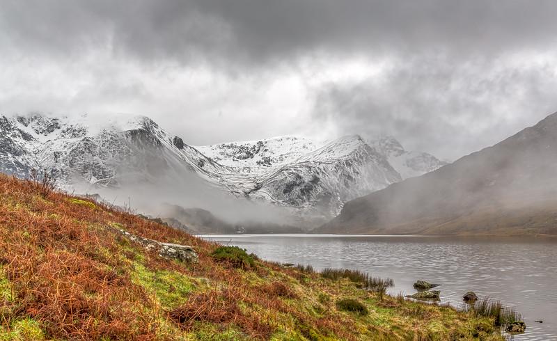 Llyn Ogwen_Snowdonia National Park_John Starkey_103102017