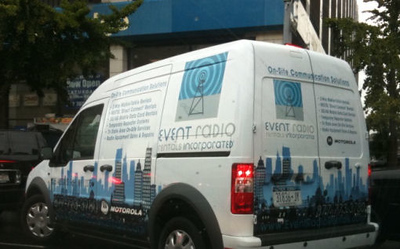 EXPRESS LINK: http://www.eventradiorentals.com  LOCAL DELIVERY