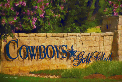 Cowboys Golf Club 4029-FA-1875