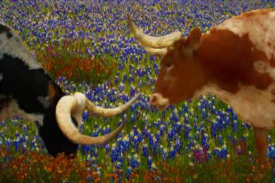 4194-TI-4463   Moo Cow
