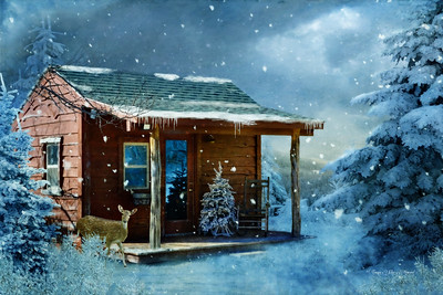 Wintry Retreat 4355-FA2-1626