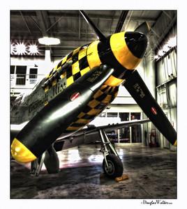 P-51D Mustang w/Rolls Royce Engine
