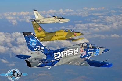 Warbird Jets
