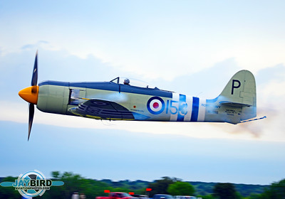 SEA FURY;NX15S