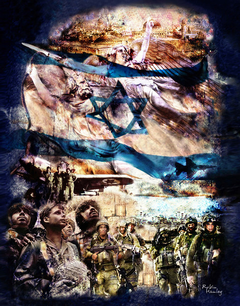 Yerushalayim Shel Zahav<br /> JERUSALEM of GOLD<br /> Warriors of Israel - sons of Israel