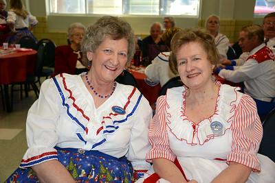 Janet Kelly and Lois Kotlowski