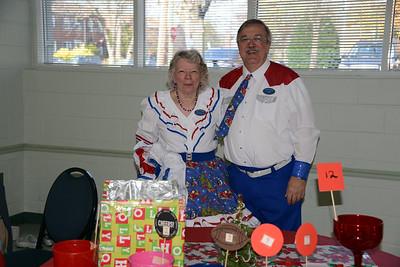 Tom and Darrella Deubel
